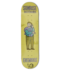 Sunrise - Enemigos 8'125 + lija Iron (2273726365755)