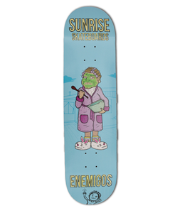 Sunrise - Enemigos 8'25 + lija Iron (2273726693435)