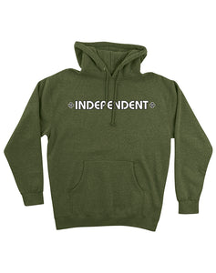 "Independent - Polerón ""Bar Cross Army"" Green (1489406230587)"