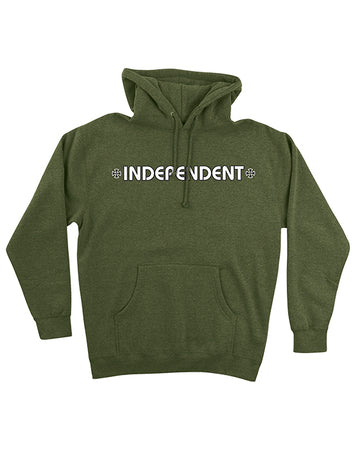 Independent - Bar Cross Army Hoodie