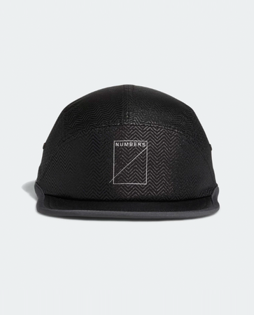 "adidas - Gorro 5 Panel ""Numbers OSFM"" Black"