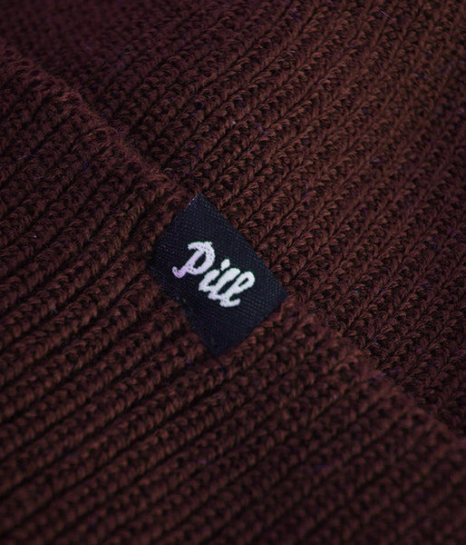 Pill - Gorro Beanie Sailor Burgundy