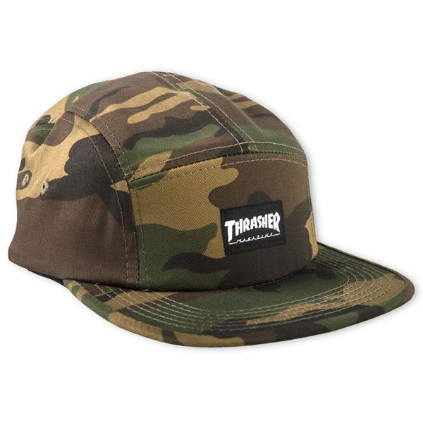 Thrasher - Gorro 5 Panel