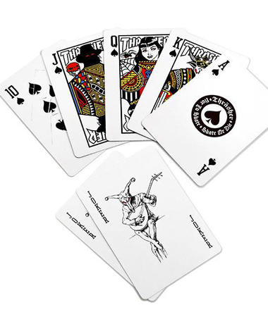 "Thrasher - Baraja de cartas ""Playing Cards"""
