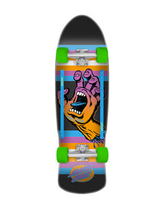 Santa Cruz - Screaming Hand Neon Age Cruiser (1489235705915)