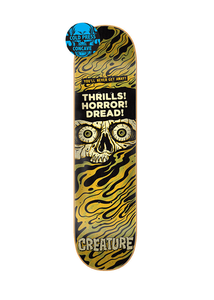 Creature - Tabla Horror Feature 8.5 x 32.3 + Lija Iron