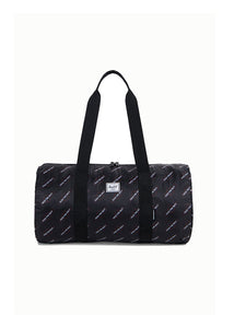 Independent x Herschel Supply Co. Packable Duffle Black