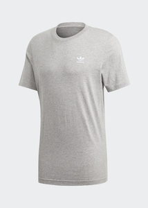 adidas - POLERA ESSENTIALS TRIFOLIO Grey