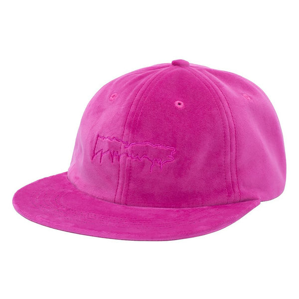 Fucking Awesome - Gorro Strapback Stamp Unstructured Pink