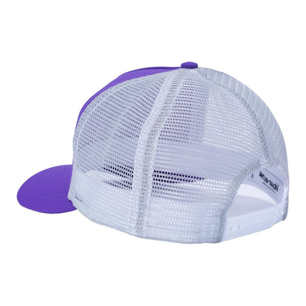 Fucking Awesome - Gorro Snapback Sunset Pre-Curved Purple