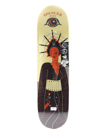 Foundation – Spencer Bad N Bougie 8'25 + Lija Iron