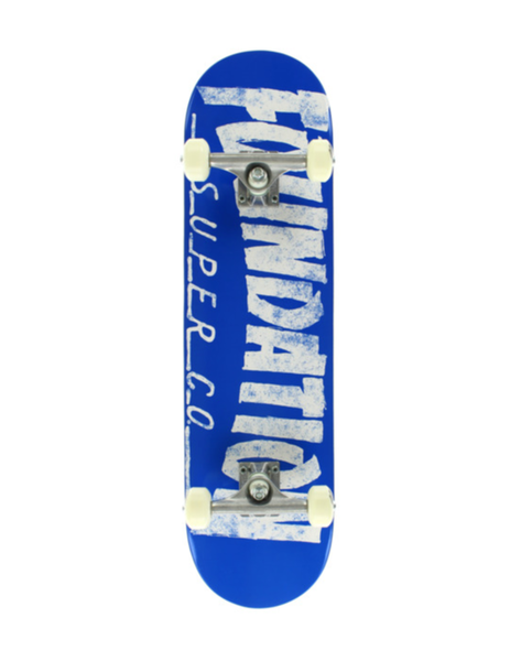 Foundation – Thrasher Blue 8'0 complete