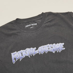 Fucking Awesome - Polera Chrome Pigment Dyed Pepper
