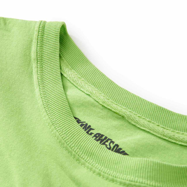 Fucking Awesome - Polera Redemption Lime