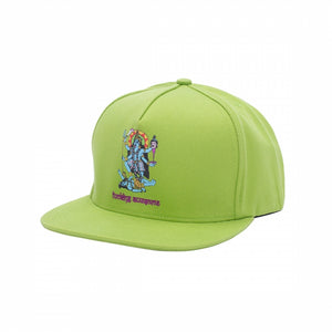 Fucking Awesome - Gorro Snapback Redemption Lime