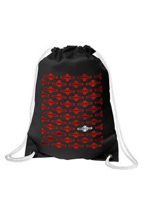 Independent -  Bolso Cinch Sack Baker 4 Life Black