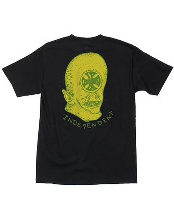 "Independent - Polera ""Stearms Cyclops"" Black"