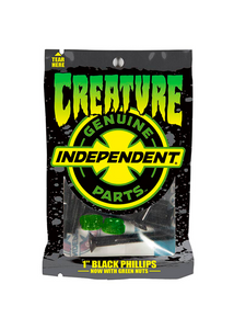 "Creature - Pernos Cruz 1"" x Independent"