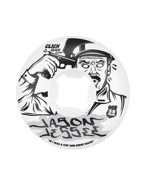 Oj - Ruedas Jessee IF Insaneathane Hardline 58mm - 101a