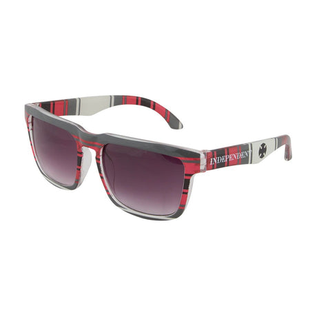 "Independent - Lentes de Sol ""High Plains"" Black/ Red/Grey"