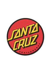 Santa Cruz - Imán Classic Dot Red