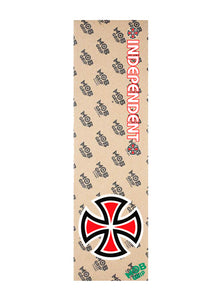 MOB grip - Lija ndependent Bar Cross Transparente 9.0 x 33 unidad