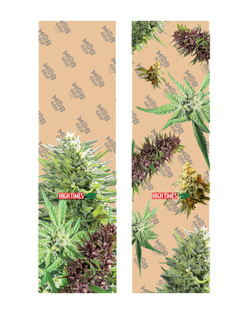 MOB grip - High Times clear grip tape