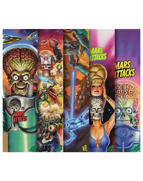 MOB grip - Mars Attacks grip tape