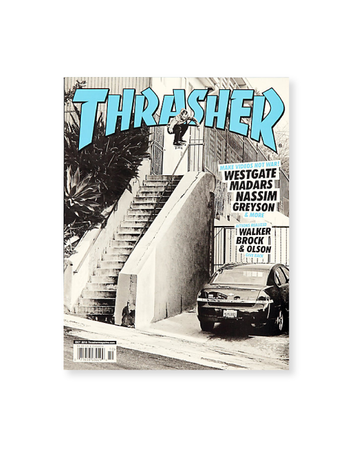 Thrasher - October 2018 Issue
