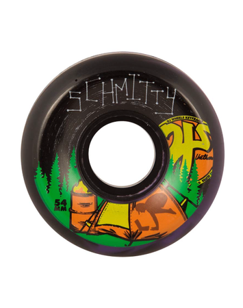 OJ - Ruedas Camp Schmitty Keyframe Black Purple swirl 54mm 87a
