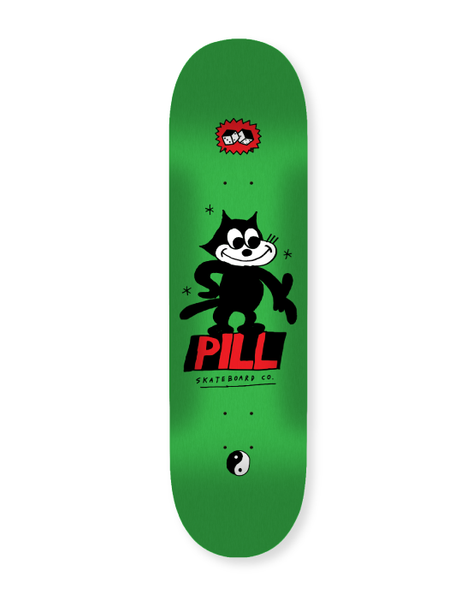 Pill – Lucky Cat 8'25 + lija Iron Pro