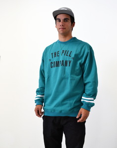 "Pill – Polerón Polo ""Welcome"" Green"