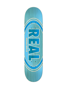 Real – Oval Duo Fade Blue 8.5 + Lija iron (2191628599355)