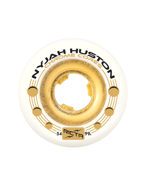 Ricta - Nyjah Huston chrome core 54mm - 99a