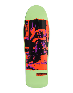Santa Cruz - Knox Punk reissue 9'98 x 31'66