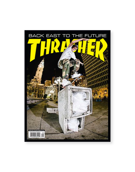 Thrasher - September 2018 Issue