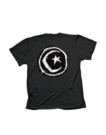 "Foundation - Polera ""Star and Moon"" Black"