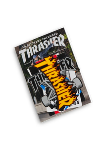Thrasher - Stickers Pack (10 unidades)
