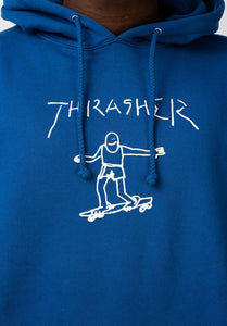Thrasher - Polerón Gonz Royal Blue