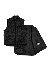 "Thrasher - Vest  ""Patch"" Black"