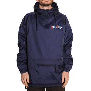 "Thrasher - Jacket ""Knock Off Anorak"" Navy"