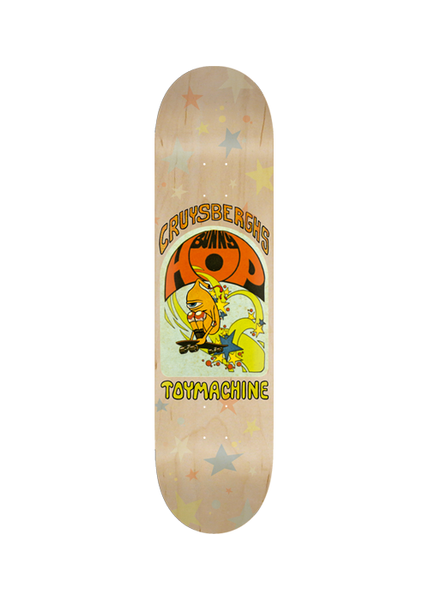 Toy Machine - Tabla Axel Bunny Hop 8.0 + LIJA IRON