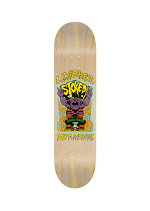Toy Machine - Tabla Leabres Stoked 8.38 + LIJA IRON