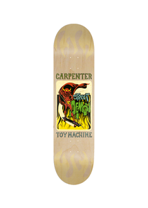 Toy Machine - Tabla  Carpenter Street Demon 8.0 + LIJA IRON