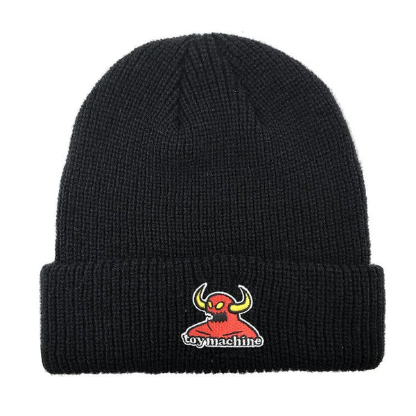 Toy Machine – Gorro Beanie Monster Black BENTM0024