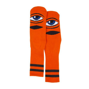 Toy Machine - Calcetines Eye Sect Orange SOCTM0043