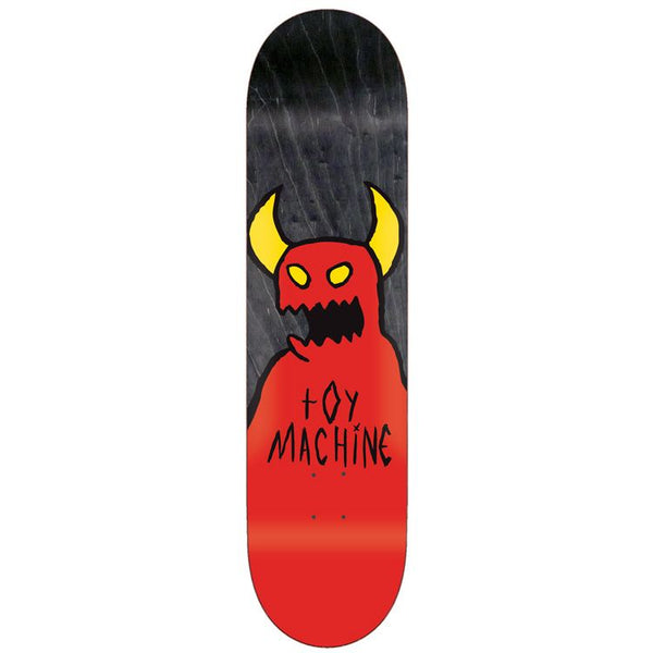 Toy Machine - Tabla Sketchy Monster 7.75 x 31.75 + Lija Iron