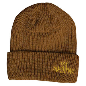 Toy Machine – Gorro Beanie Tape Logo Austin BENTM0022