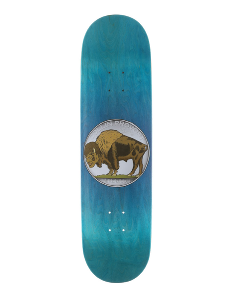 Toy Machine – Provost Bison 8'5 + Lija Iron