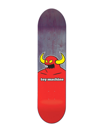 Toy Machine – Monster Large 8'125 + Lija Iron
